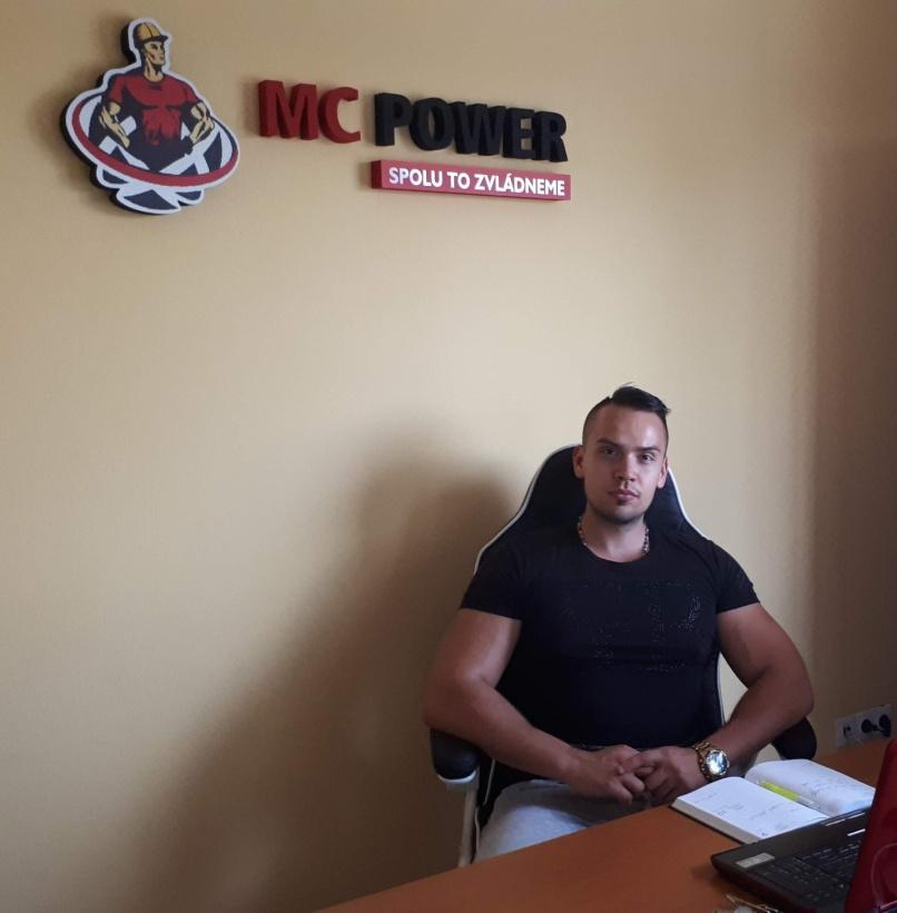JUDr. Matúš Čorba - majiteľ | MC Power s.r.o.