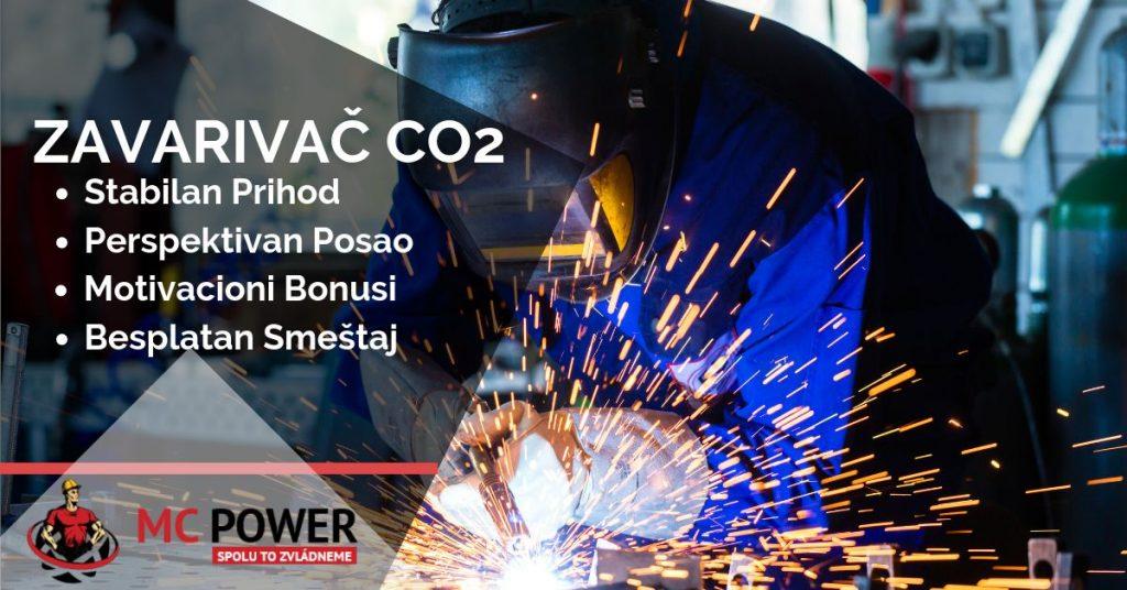 POSLOVNA PONUDA: Zavarivač CO2 | MC Power