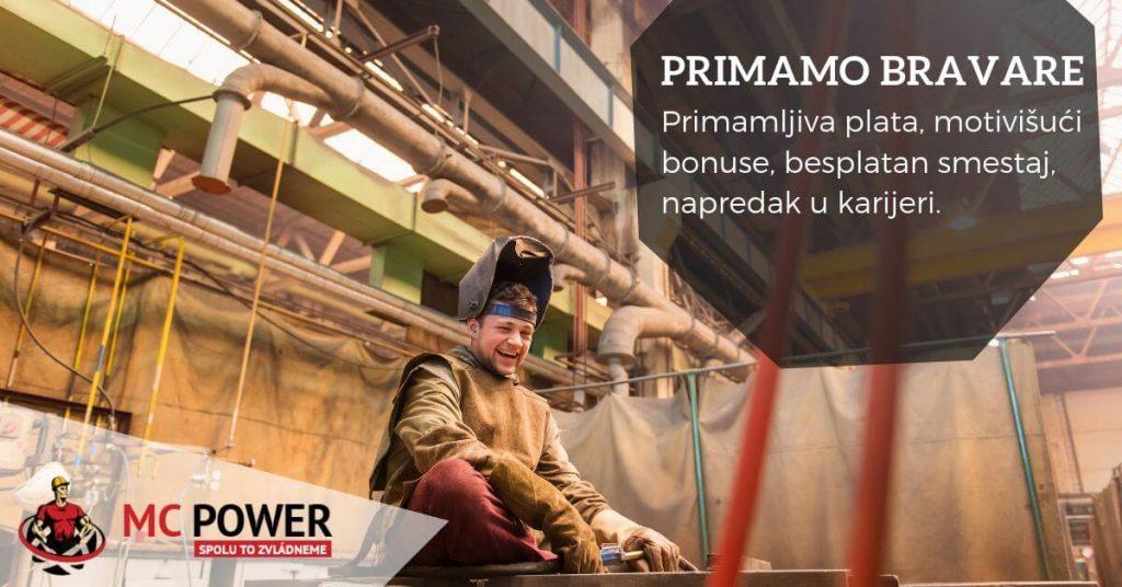 POSLOVNA PONUDA: Bravar | MC Power