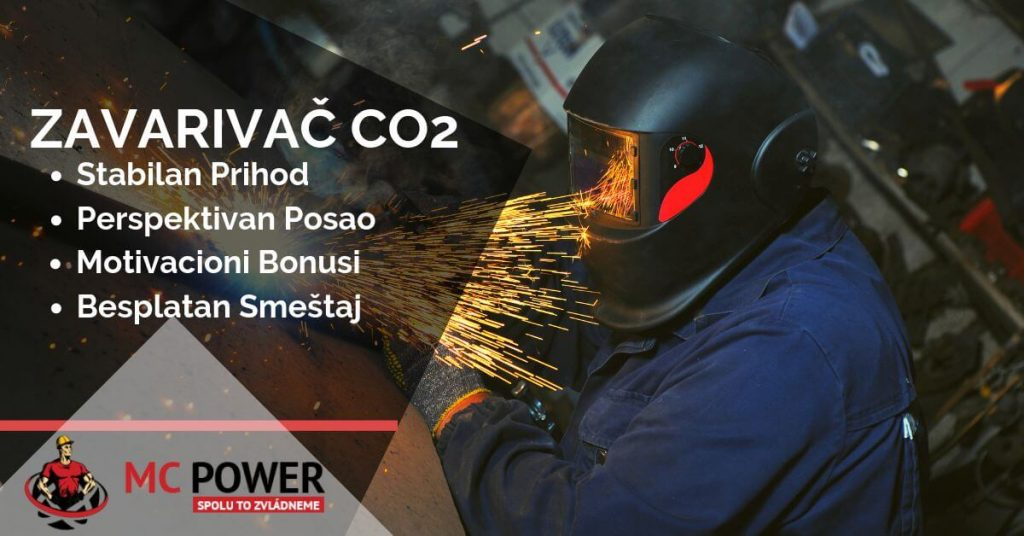 POSLOVNA PONUDA: Zavarivač CO2 | MC Power